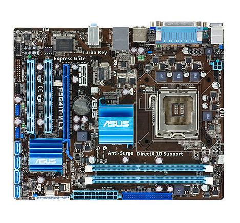 Original Motherboard For ASUS P5G41T-M LX DDR3 LGA 775 USB2.0 VGA SATA II 8GB For Core 2 Duo G41 USED Desktop Motherboard