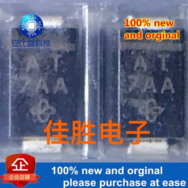 50pcs 100% New And Orginal SMAJ8.5A 8.5v TVS DO214AC Silk-screen KT  In Stock