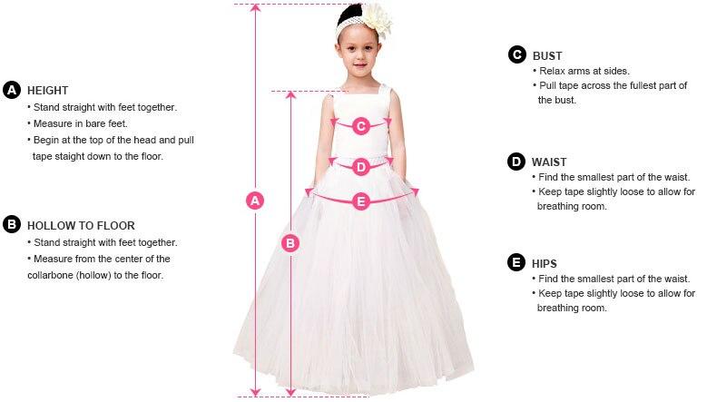 2020 Alta Baixa Vestidos Da Menina de