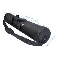 Besegad 120cm Thickened Oxford Cloth Carrying Storage Shoulder Bag Case for Photographic Light Stand Tripod Monopod Slide Rail