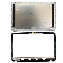 Чехол для ноутбука HP Envy M6, новый верхний ЖК-экран и передняя панель для HP Envy M6, 707886-001, AP0U9000100
