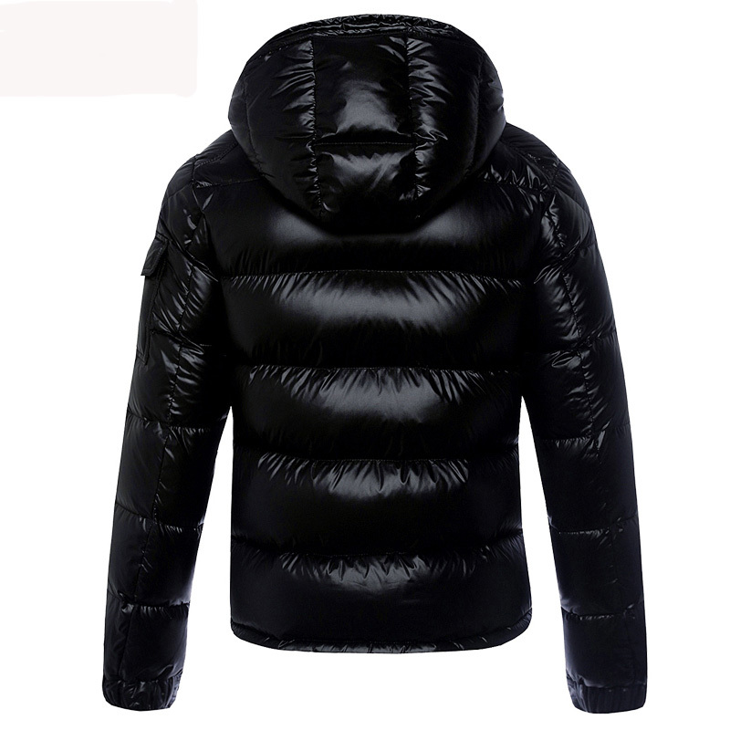 Down Men's Jacket Winter Coat Men Clothes 2020 Short Puffer Jacket Warm Doan Coat Men's Jackets Doudoune Homme KJ1031 S