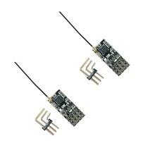 2PCS FS2A 4CH AFHDS 2A Mini Kompatibel Empfänger PWM Ausgang für Flysky i6 i6X i6S Sender