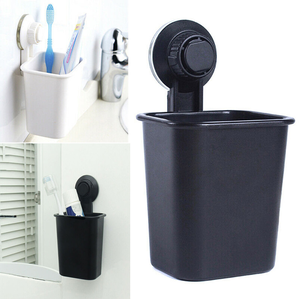 Eco Friendly Toothbrush Holder Bathroom Organizer Made Of Quality Material For Bathroom Accessories 6