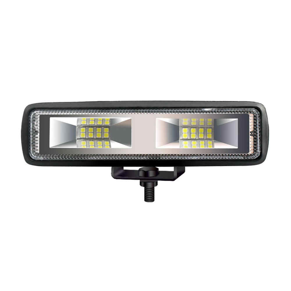 1 Chiếc SUV Làm Bóng Điểm Tia Thanh Đèn LED Xe Hơi Ô Tô Tắt Đường Lái Xe Đèn Sương Mù Mới Đèn Pha Ô Tô