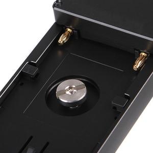 Image 5 - FOTGA Movie Blackmagic Cinema Camera BMCC 4K BMPCC Power Supply Mount Plate Adapter for Sony NP F970 Battery