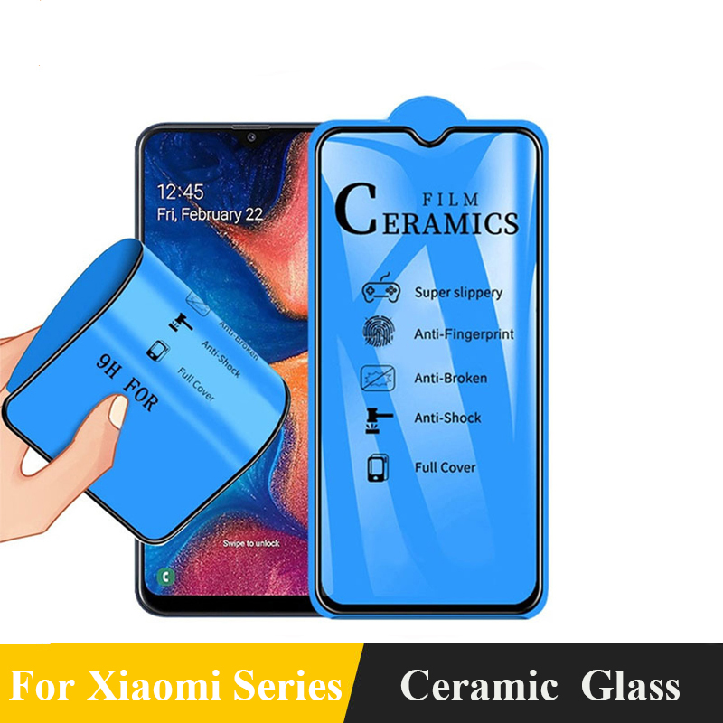 Curved Full Cover Protective Glass On The For <font><b>Xiaomi</b></font> Redmi Note 7 8 pro K20 pro Tempered <font><b>Screen</b></font> <font><b>Protector</b></font> for <font><b>Xiaomi</b></font> <font><b>Mi</b></font> 8 9 9se image