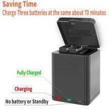 3 в 1 батарея порт Смарт зарядное устройство usb зарядка коробка для DJI Tello Drone батарея 24BB