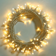 YINUO LIGHT 3 AA Battery LED String Light 2/3/4/10M Holiday lighting Fairy Garland For Christmas Tree Wedding Party Decoration