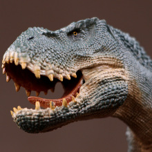 In Stock Tyrannosaurus Rex For King Kong 1/35 Classic Toys For Boys Dinosaur Class Model