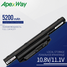 Buy ApexWay 10.8V Laptop Battery for fujitsu FPCBP405Z FPCBP416 FPCBP429 FPB0297S FPB0298S FPB0313S FMVNBP227A FMVNBP231 FMVNBP234 directly from merchant!