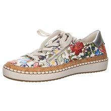 SAGACE damas zapatillas mujer ocio moda plana punta redonda gran tamaño con cordones Casual Zapatos mujer Zapatillas mujer suave nuevo