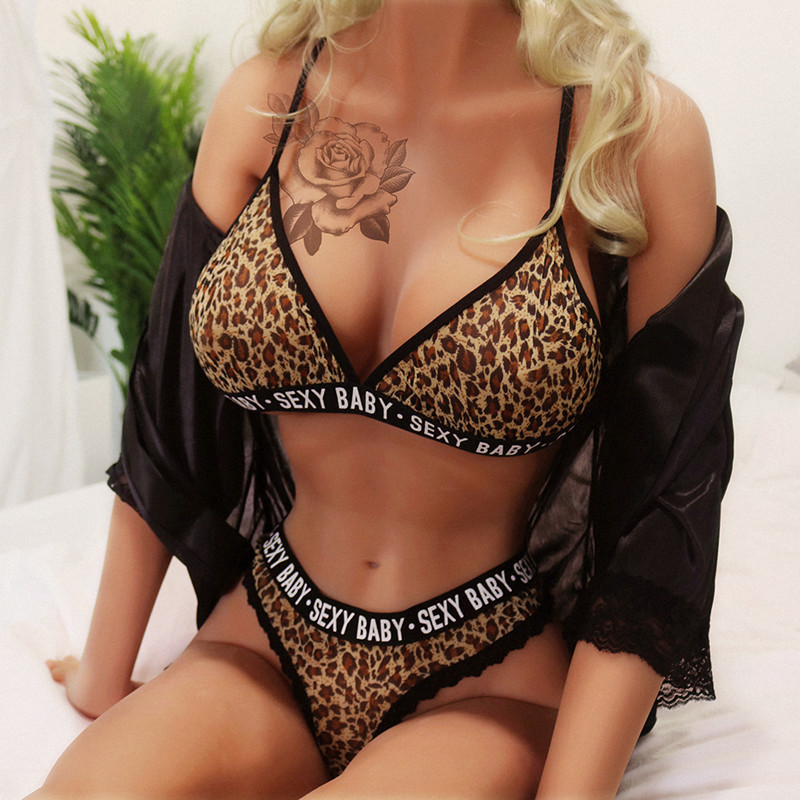 Peachtan Halter leopard bikini 2020 damen bademode frauen Sexy badeanzug Weibliche badeanzug Sommer strand tragen Micro bikini set