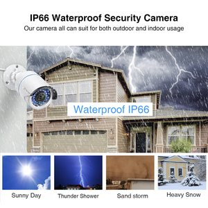 Image 3 - Techage 1080P 48V POE IP Camera Onvif Security CCTV Surveillance Camera 2MP Outdoor IR Night Vision HD Camera for POE System P2P