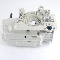 Para stihl 023 óleo tampa de combustível 025 ms 230 ms250 ms210 cárter do motor habitação|Peças de ferramentas| |  -
