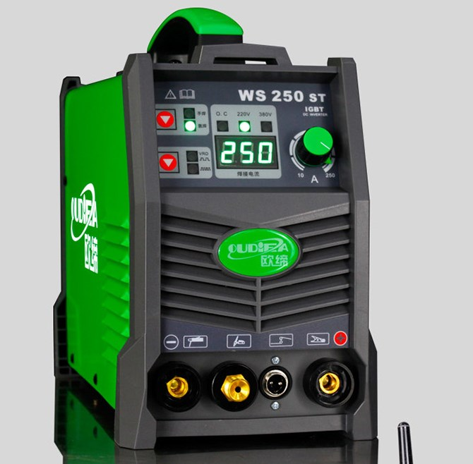 WS250ST Inverter Stainless Steel Argon Arc Welding Machine