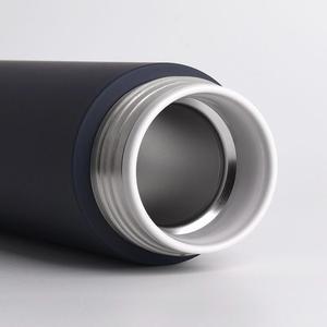 Image 5 - Xiaomi Mijia 350ml Paslanmaz Çelik Su Şişesi 190g Hafif Termos Vakum mini fincan Kamp Seyahat Taşınabilir yalıtımlı fincan