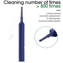 St-Lc-Connector Optical-Smart-Cleaner 2pcs/Lot Pen-Tool SC FTTH FC MU