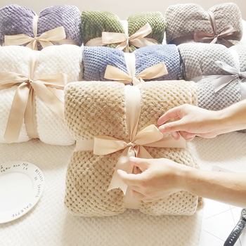 Flannel Blanket for Bed 1