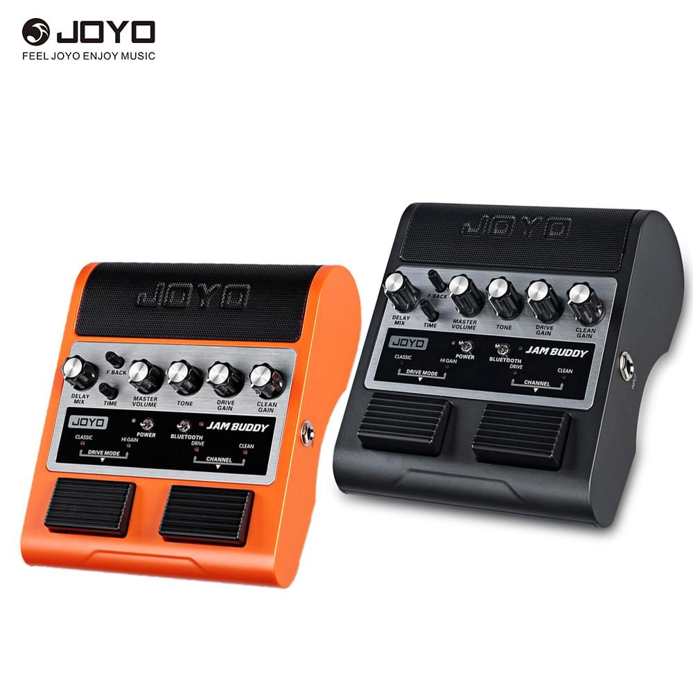 JOYO JAM BUDDY BT amplificateur de haut parleur de guitare électrique stéréo amplificateur BT Rechargeable pour accessoires de guitare amateur de guitare