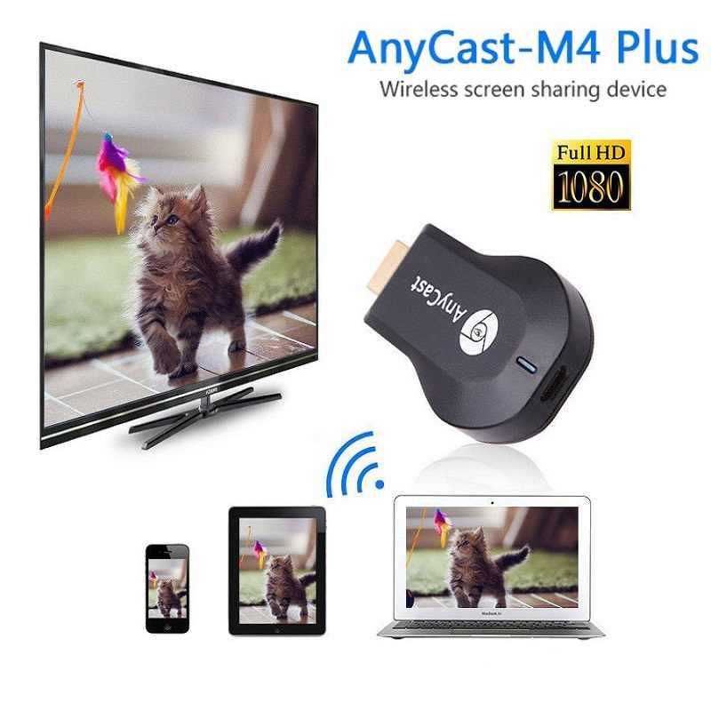 Wireless hdmi cast m4