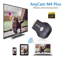 Per AnyCast M4 Plus Wireless Media Video Wi-Fi 1080P Display Dongle ricevitore adattatore Android TV Stick DLNA Airplay Miracast