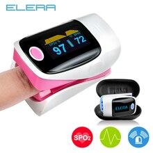Забота о здоровье SH-C2 FDA CE OLED дисплей кончиком пальца Пульсоксиметр, насыщение крови кислородом SpO2 оксиметр монитор