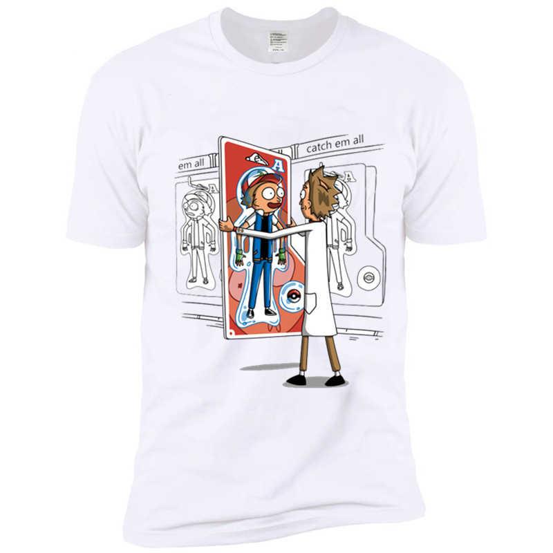 レディ証券メンズ悪いリック · おかしいアニメ Tシャツユニセックスカジュアルアニメ Morty tシャツ女性ヒップホップの盗品 Tシャツ