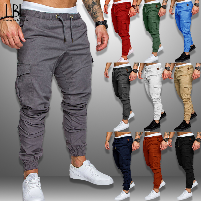 Men's Tactical Pants Spring Summer Trousers Men Outwear Military Pants Mens Cargo Pants Outdoors Casual Long Trousers 4XL 2020