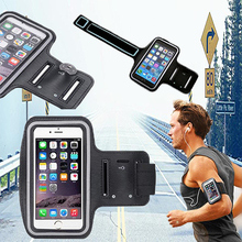 Waterproof Armband Case Mobile-Phone-Bag Running-Workout Sports Outdoor Belt-Cover