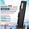 11.1V Laptop batterij voor Acer Aspire One 521 752 752H Voor Timeline 181 AS1410 1410 1410T 1810T 1810TZ UM09E31 UMO9E75 UMO9E78