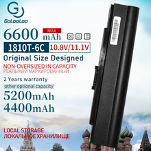 6600MAh batterie Dordinateur Portable pour Acer Aspire One 521 752 752H Pour Calendrier 181 AS1410 1410 1410T 1810T 1810TZ UM09E31 UMO9E75 UMO9E78
