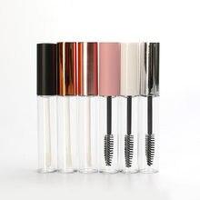 10 Ml bricolage vide Mascara Tubes noir cils Tube Mascara crème bouteille contenant avec des cosmétiques de baguette de cils