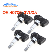 Araba TPMS lastik basıncı sensörü Nissan not QASHQAI TIIDA Hatchback X T Renault ESPACE V KOLEOS 433MHZ 407003VU0A 40700 3VU0A