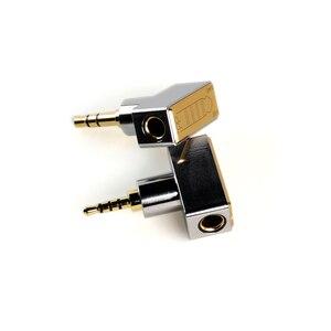Image 2 - DD ddHiFi DJ44B DJ44C, נקבה 4.4 מאוזן מתאם. תחול על 4.4mm אוזניות כבל, מפני מותגים כגון אסטל וקרן, FiiO, וכו .