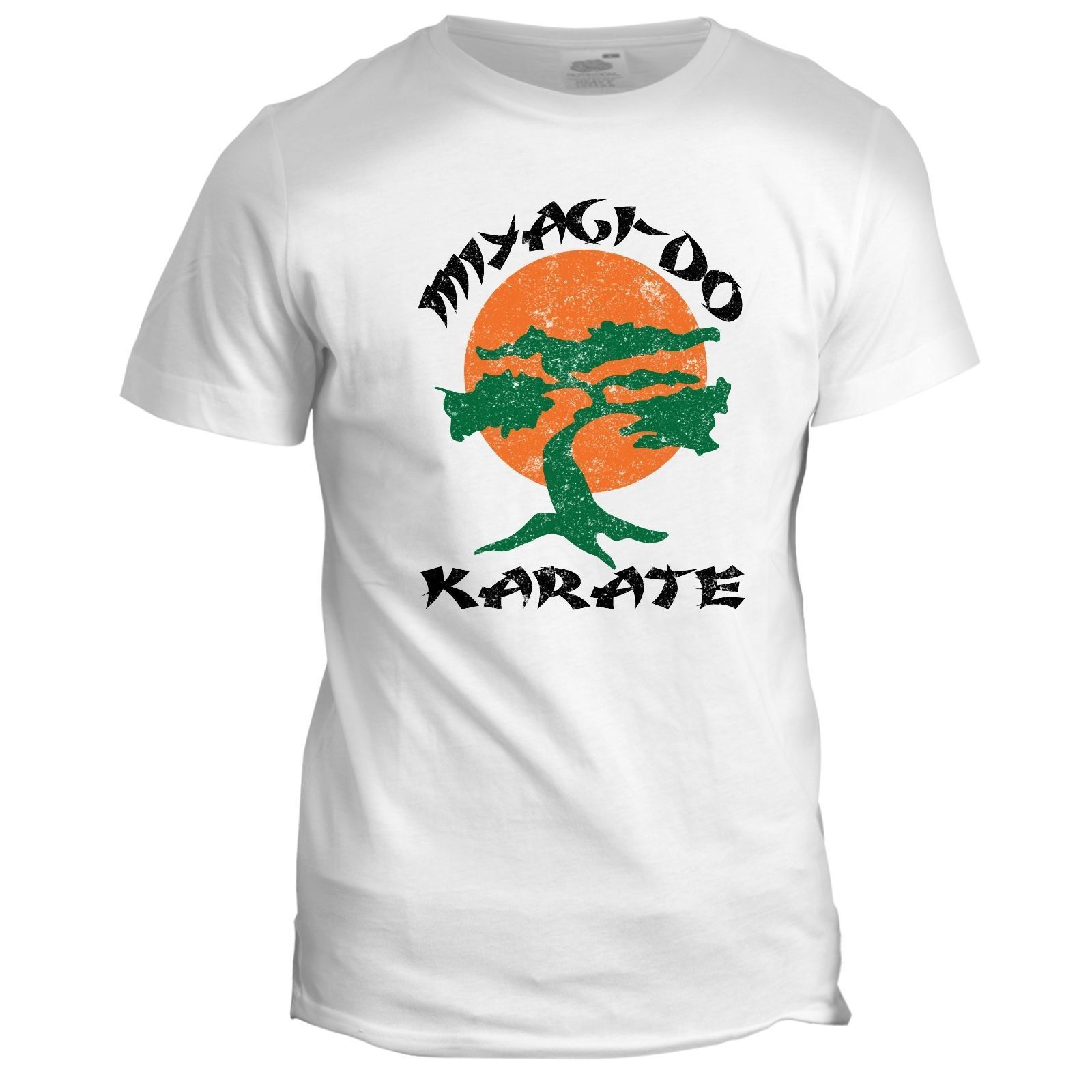 Karate Kid Movie Cult Kung Fu Film Martial Arts Chinese Japanese T Shirt image