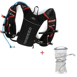 5L Running Hydration Backpack 2L Water Bag Women Men Jogging Sport Backpack Trail Running Marathon Bag Water Bladder