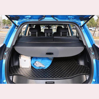 Apply only for Volvo XC90 car trunk cover panel curtain expansion tailgate special accessories