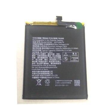 Tamaño Original de la batería de 3,7 V 3500mAh para Nokia X7 TA-1131 TA-1119/Nokia 8,1 TA -1119 TA-1128, 363 HE363 baterías batería