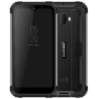 Blackview BV5900 5580mAh IP68/IP69K waterproof shockproof Mobile Phone 3GB 32GB 5.7 Android 9.0 Quad core  4G Rugged Smartphone gigaset me pro 3gb 32gb smartphone black