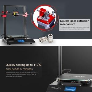 Image 3 - CREALITY CR 10S Pro 업그레이드 된 자동 레벨링 3D 프린터 DIY 자체 조립 키트 300*300*400mm 대형 인쇄 크기