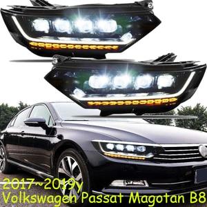 Image 1 - Phare de voiture, phare pour Passat Magotan B8, phare tout en 2017, version européenne, 2019 ~ LED ans