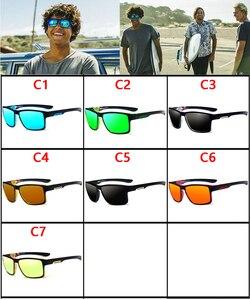 Image 2 - VIAHDA New Polarized Sunglasses Sport Outdor Men Brand Design Mirror Luxury  Sun Glasses For Women Fashion Driver Shades