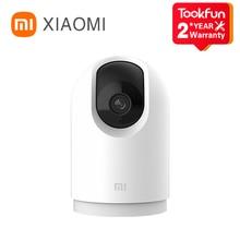 Xiaomi كاميرا أمان منزلية 2K Pro ، إصدار عالمي ، رؤية ليلية بالأشعة تحت الحمراء ، 3 ملايين بكسل ، بانورامية ، تطبيق Mi Home ، دقة عالية ، 360 درجة