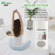 Sterhen Ozone Generator Air Purifier O3 ozone purifier Air Ozonizer Deodorizer Ozone Suitable for kitchen portable ozone generator 20g h with fan blue film moisture proof ceramic plate ozonizer water air sterilize purifier treatment