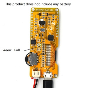 Image 5 - DSTIKE WiFi Deauther MiNi ESP8266/ESP 07 OLED 5V 0.8A D2 008