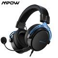 Mpow Air SE Gaming Headset 3,5mm Wired Headset Surround Sound Gaming Kopfhörer Mit Noise Cancelling-mikrofon für PS4 PC schalter Gamer