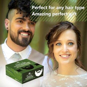 30ML  Beard Growth Oil Beard Balm Moustache Growth Serum Moisturizing Smoothing Beard Hair Growth Essence Hair Care 5