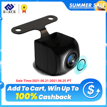 E ACE  1080P HD Waterproof Digital Signal  2.5MM Jack Night Vision Rear View Camera with 6/10m Cable for 4G/3G Dual Lens Car DVR