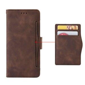 Image 2 - Card Slot Removable Leather 360 Protect for Motorola Moto One Fusion Plus Luxury Case Motorola One Fusion Flip Cover 1 Fusion+
